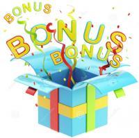 bonus cadeau