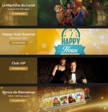 promotions casino extra